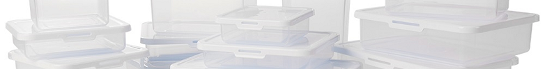 Food Locker Plastic Boxes