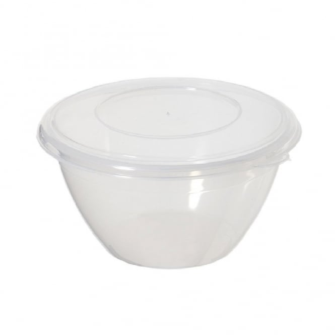 1.2 Litre Plastic Pudding Bowl for Steaming