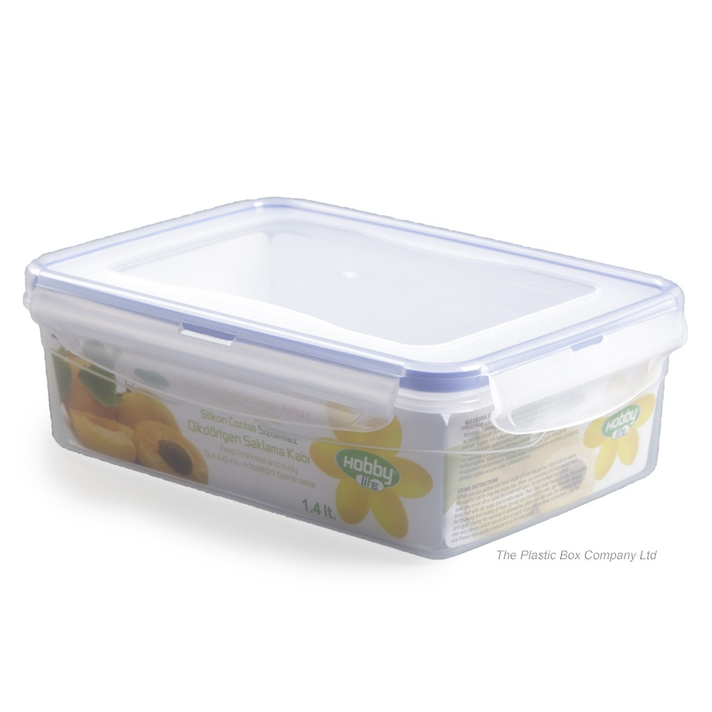 Hobby Life Plastic Food Boxes