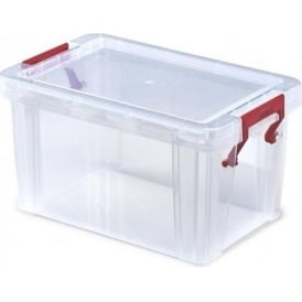 1.7 Litre Allstore Plastic Box with Clip Lid