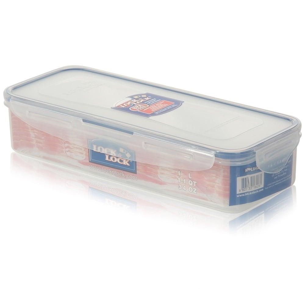 Buy Plastic Bacon Box Lock Amp Lock Bacon Box