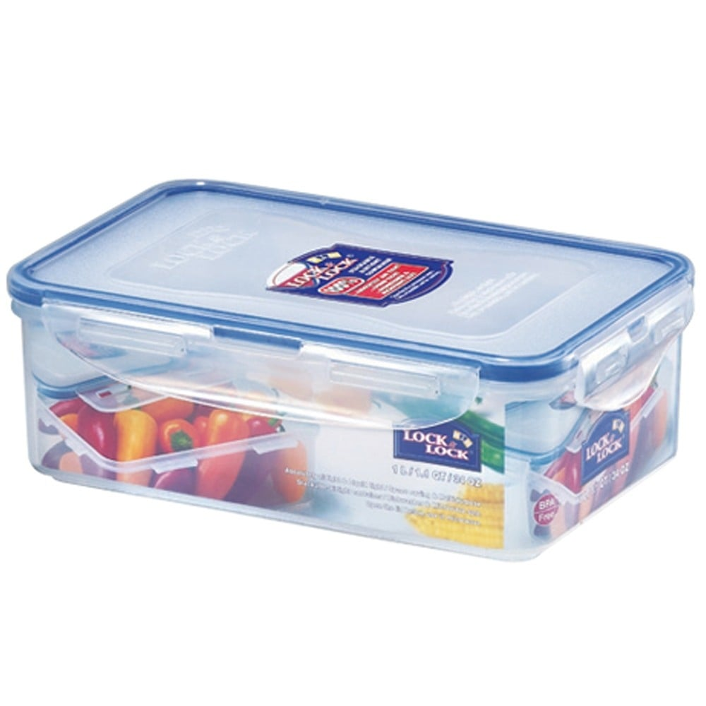 Buy 1 Litre Lock and N Lock Plastic Food Box Airtight Watertight