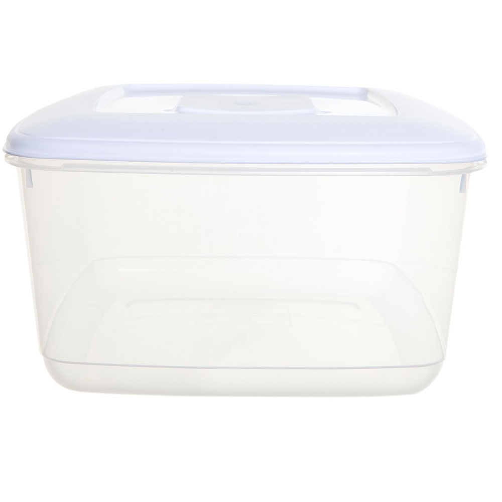Buy 10l Whitefurze Square Plastic Cake Box