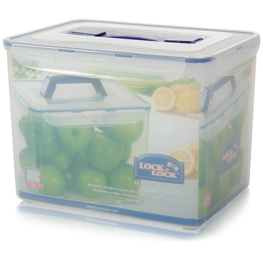 Buy 12 Litre LockLock Food Box LockLock Box with Handle