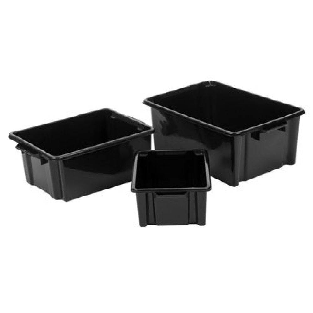 Buy 145lt plastic storage box without lid 145lt plastic box for