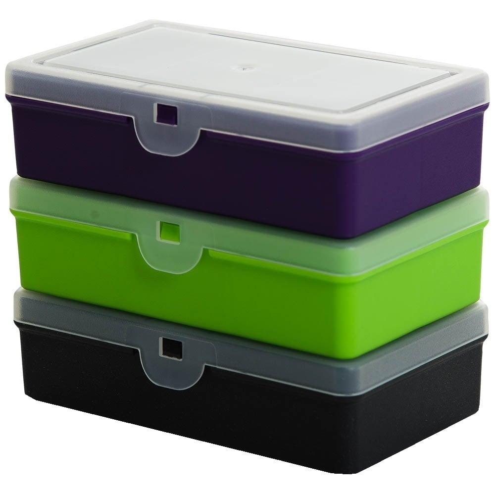 Purple Plastic Storage Boxes Baskets Plastic Box Shop