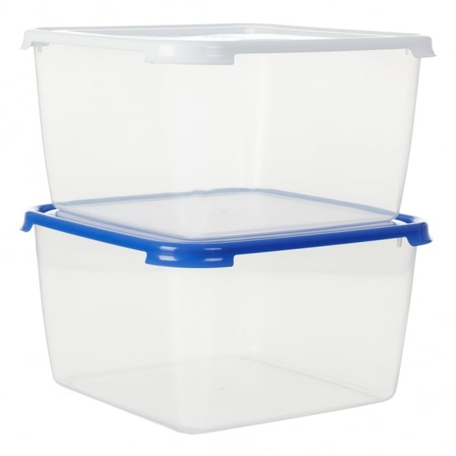 Plastic Airtight Cake Box