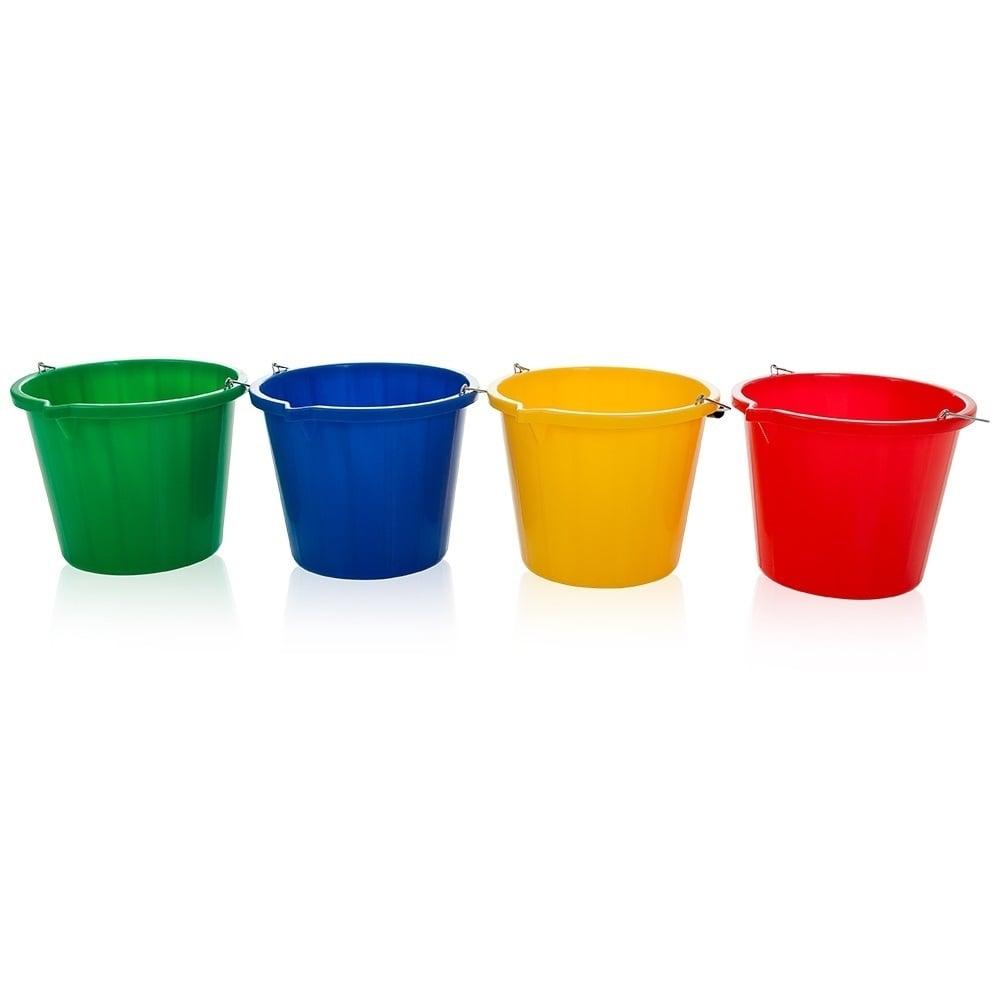 Wham Casa Mop Bucket Midnight 16Lt