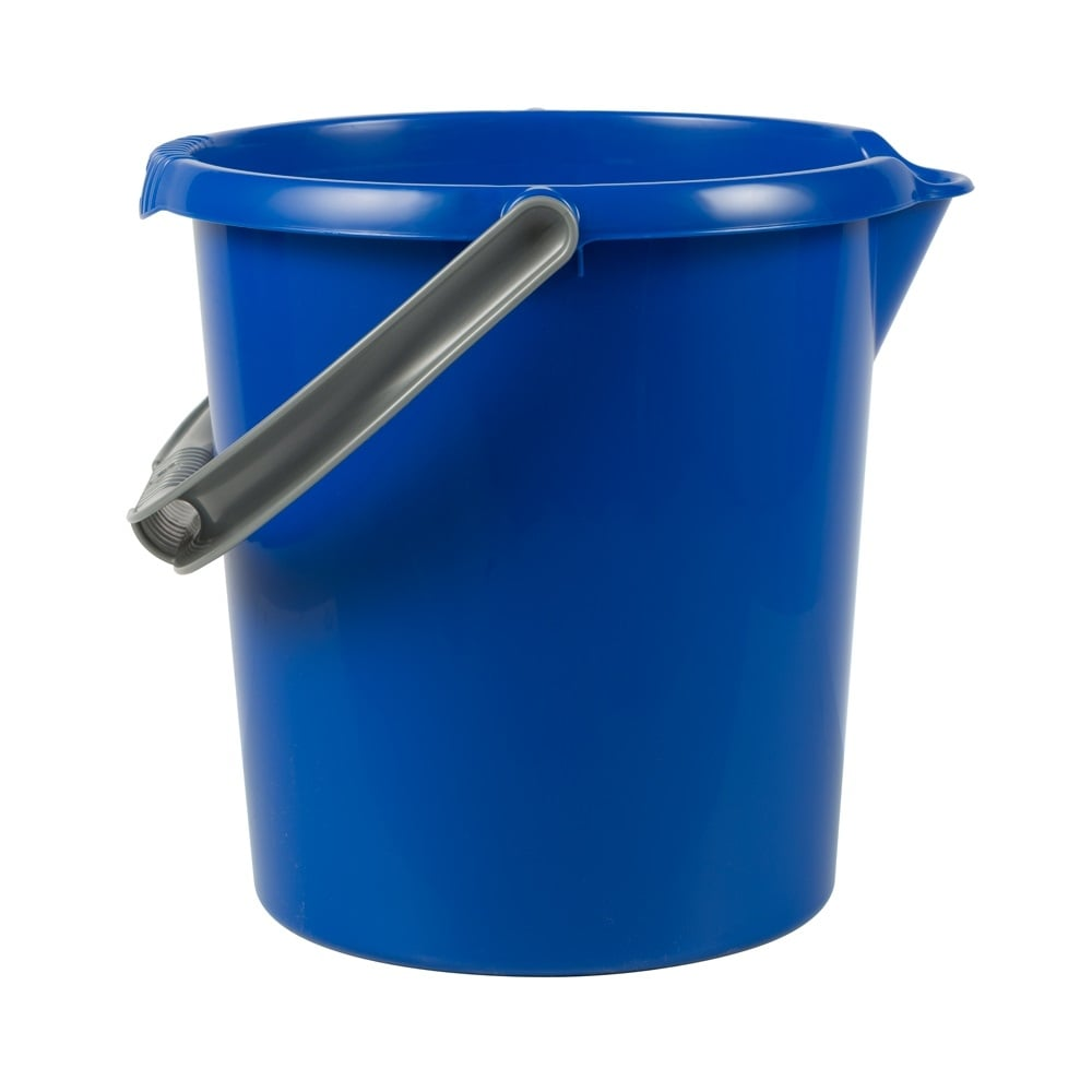 buy 16lt plastic bucket with handle plastic bucket