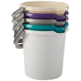 16 Litre Plastic Bucket with Handle