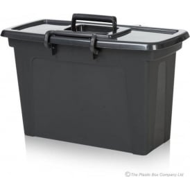 21 Litre Smart File Box with Lid