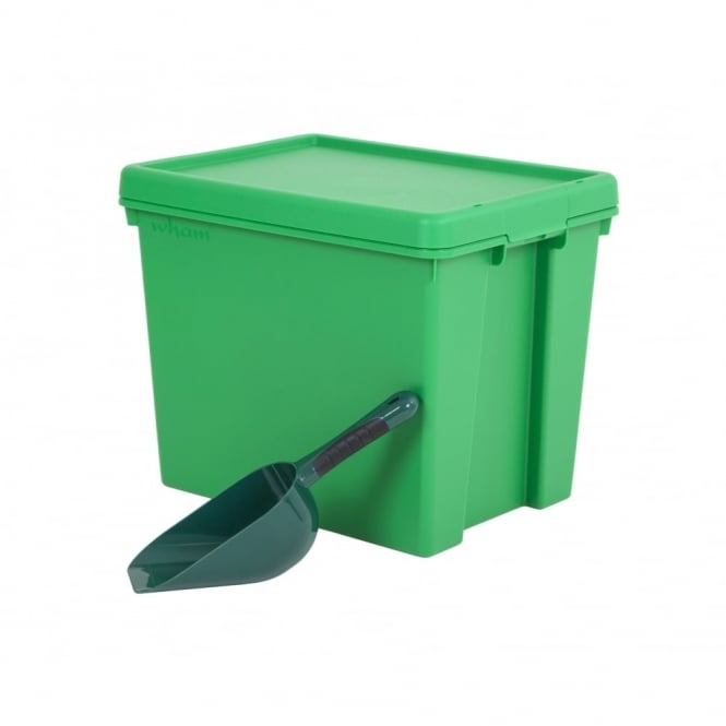 24 Litre Salt Grit Box with Scoop
