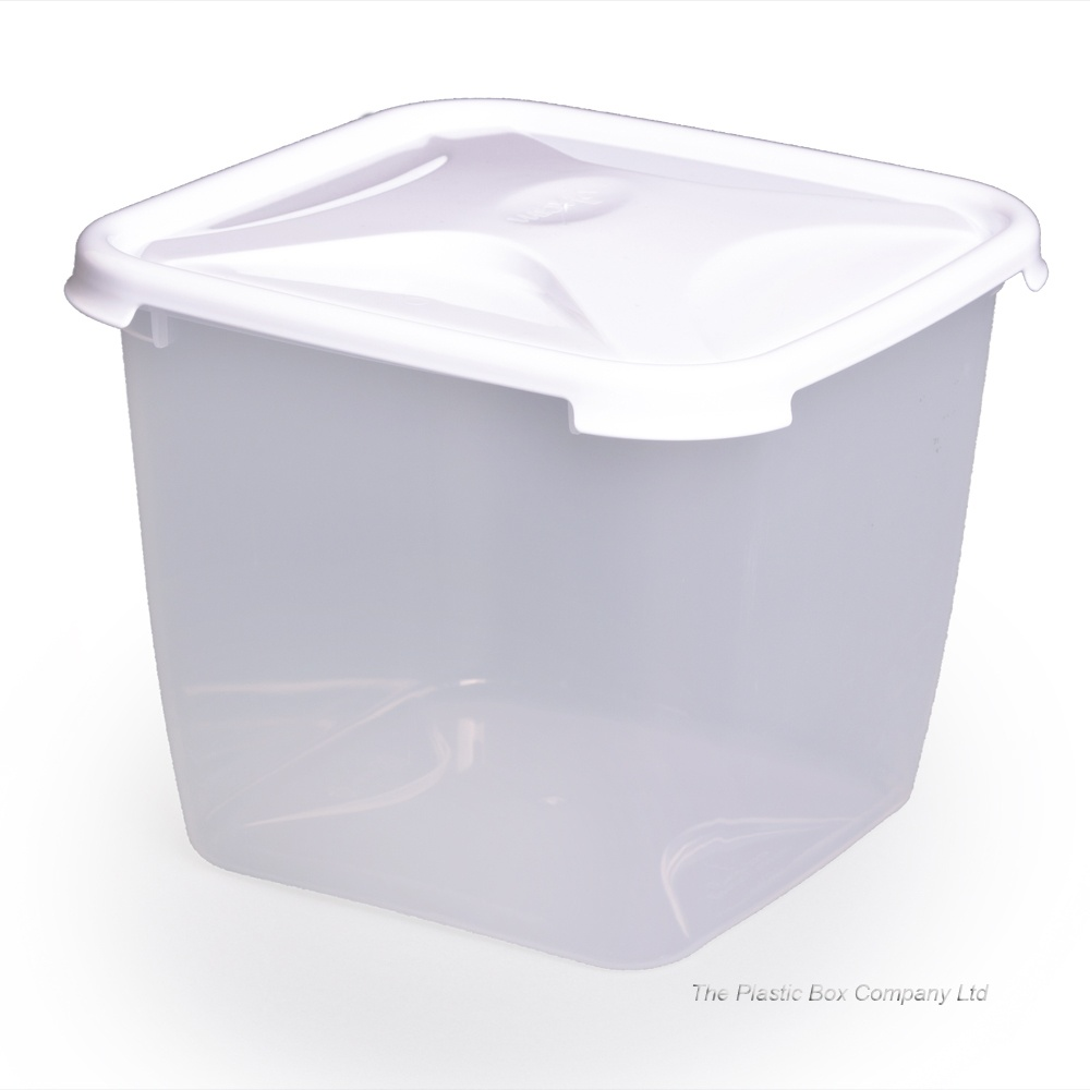 plastic container for kitchen storage buy 3 9lt square cuisine plastic food box 7504