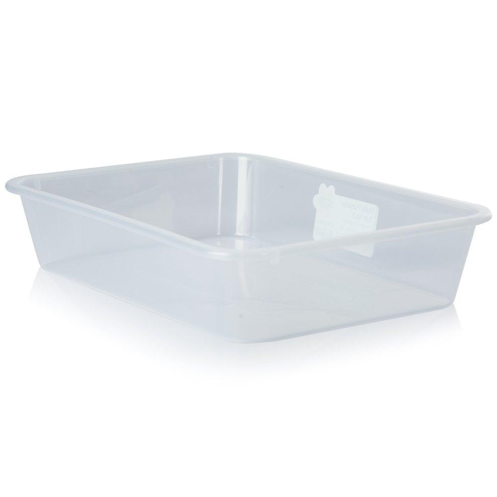 Buy 3 Litre Plastic Multi Purpose Tray
