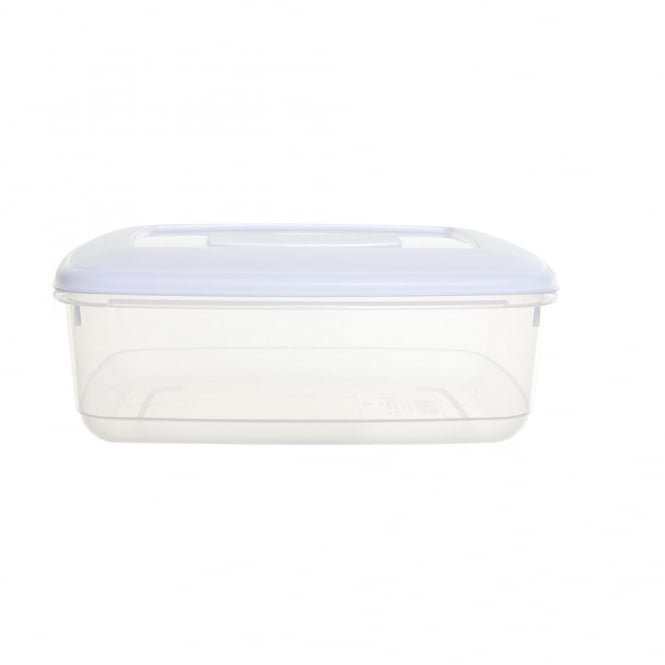 3 Litre Rectangular Plastic Food Box