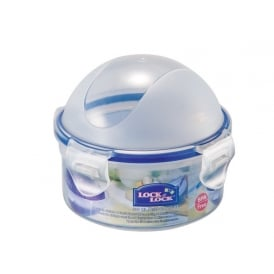 330ml Round Domed Lid Plastic Onion Box