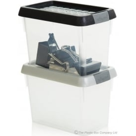 400ml Wham Clip Plastic Box with Lid 1.02