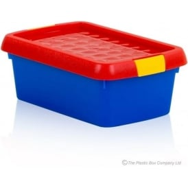 400ml Wham Clip Shallow Box with Lid 2.01