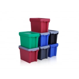 6.5 Litre Wham Bam Strong Plastic Storage Box with Lid