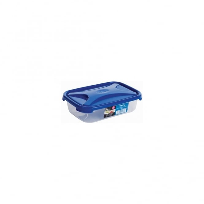 800ml Rectangular Plastic Food Box with Lid