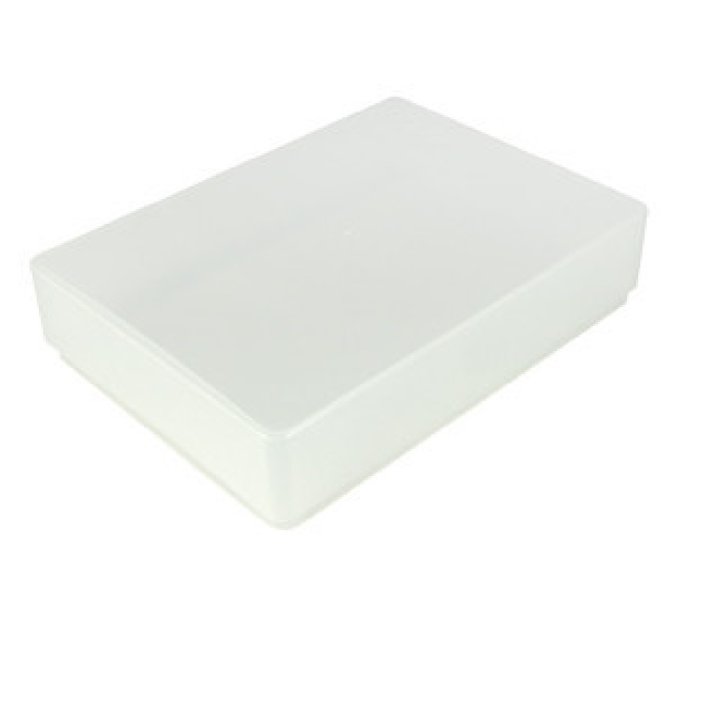 Buy A5 Paper And Card Plastic Storage Boxes With Lid A5