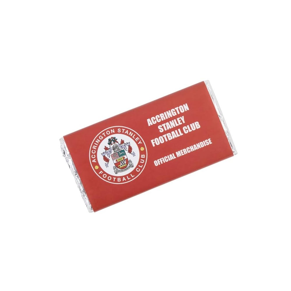 Accrington Stanley 100g Chocolate Bar
