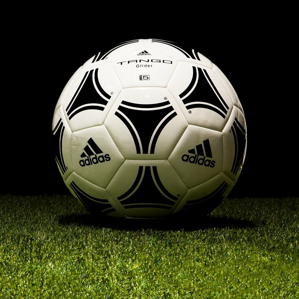 boca Nido Hueco  Adidas Football Size 5 - ASFC from PlasticBoxShop UK