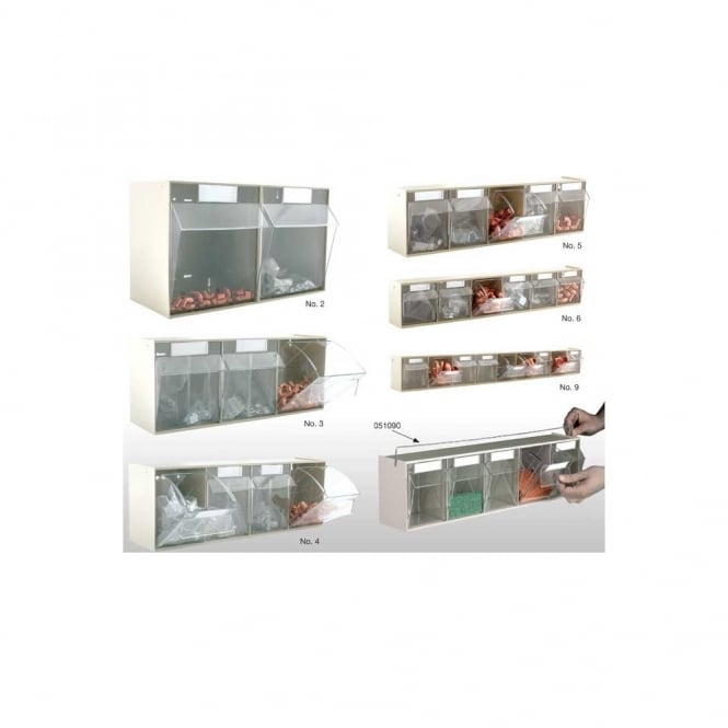 Clear Box Storage and Display System