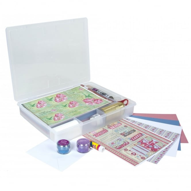 Wham Craft Time - Adults Card Making and Craft Set