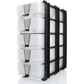 DL Box Stak  sc 1 st  Plastic Box Shop & Plastic Storage Drawers | Plastic Box Shop