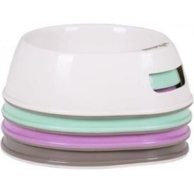 Extra Small Round Non Slip Pet Food Bowl