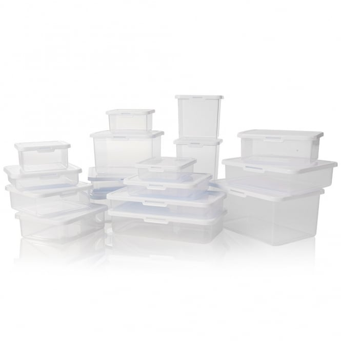 Food Locker Boxes - Rectangular