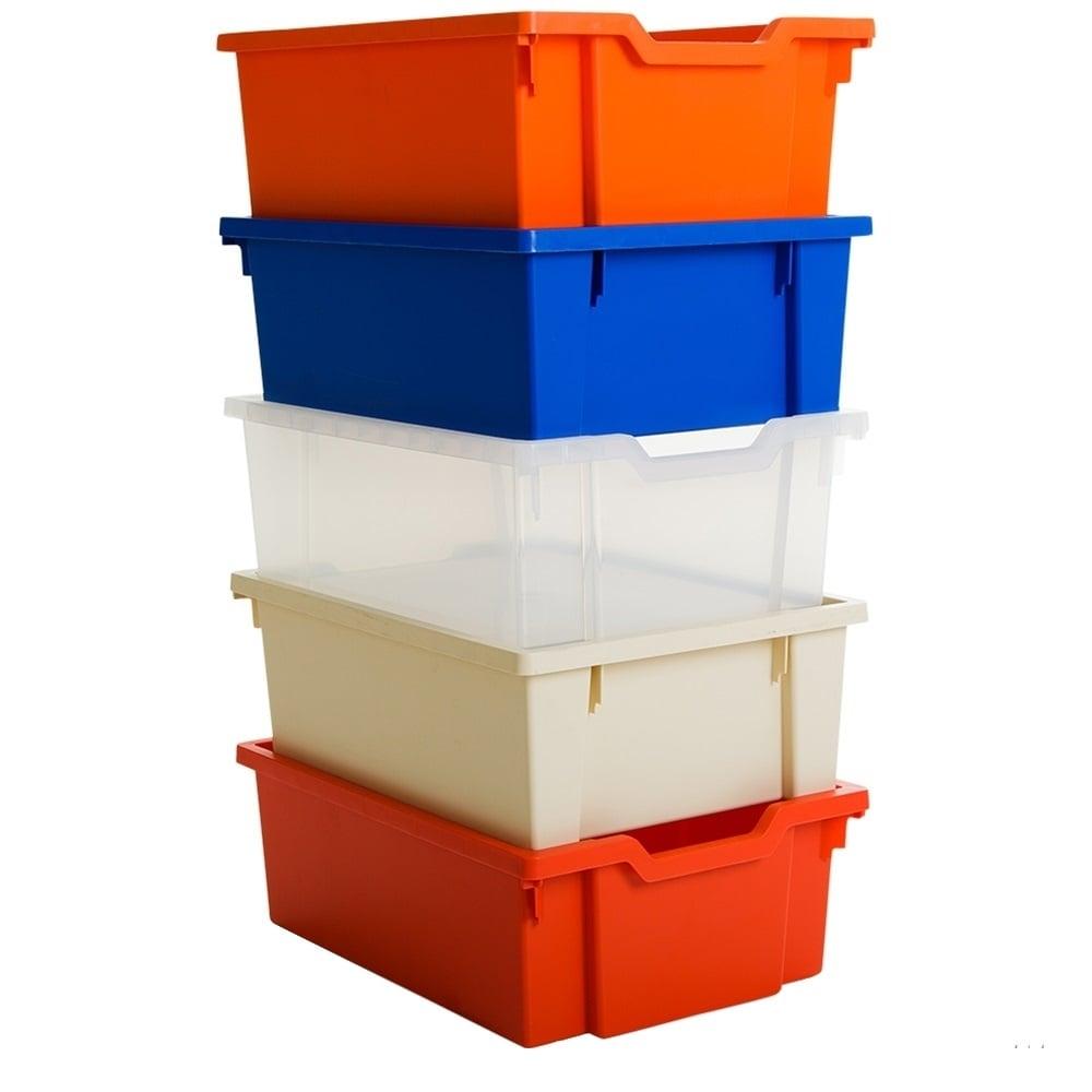 Superbe Gratnells Deep Storage Tray   15 Litres
