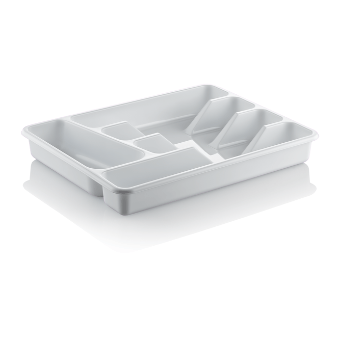 Hobby Small Cutlery Tray with 5 Sections