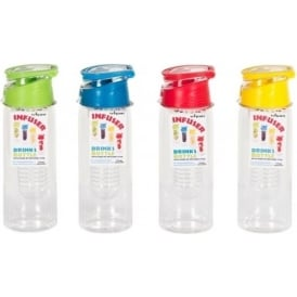 Infuser Drinks Bottle with Built In Infusion Stick