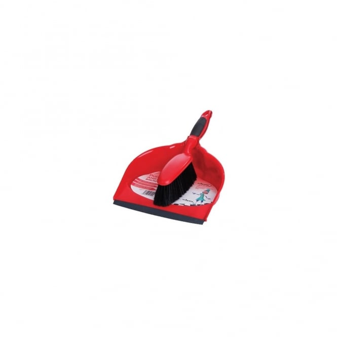 Klean Dustpan and Soft Brush Set