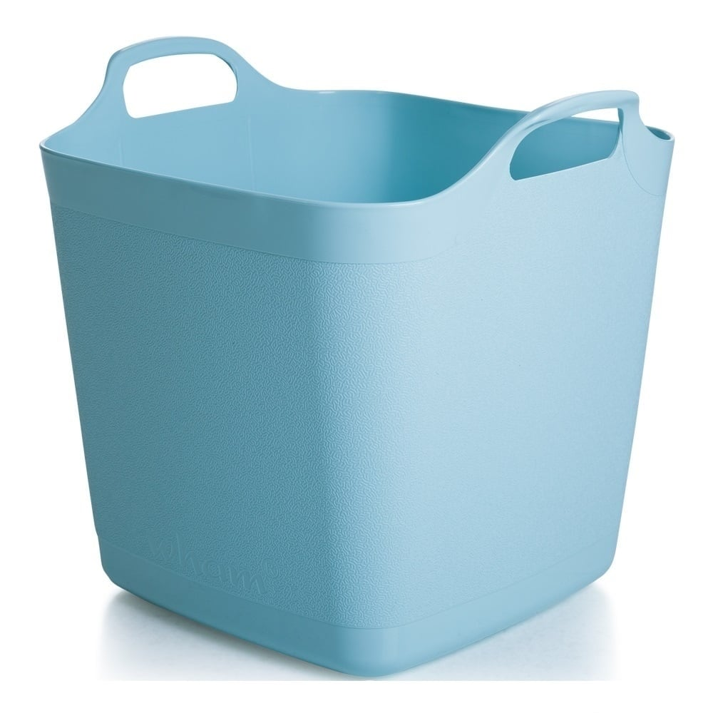 Buy Large Plastic 40 Litre Square Flexi Tub