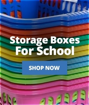 Storage Boxes For School