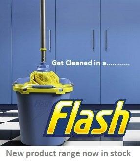 Flash promo banner