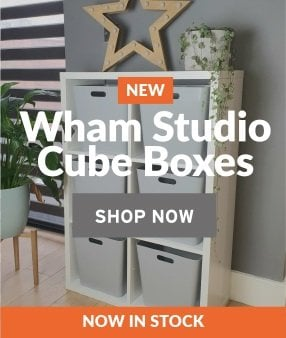 New Studio Cube Boxes