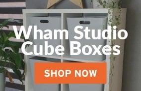 New Studio Cube Boxes