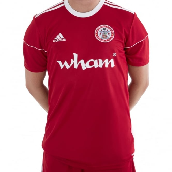 NEW 17/18 SEASON - Accrington Stanley Adidas Home Shirt - Child