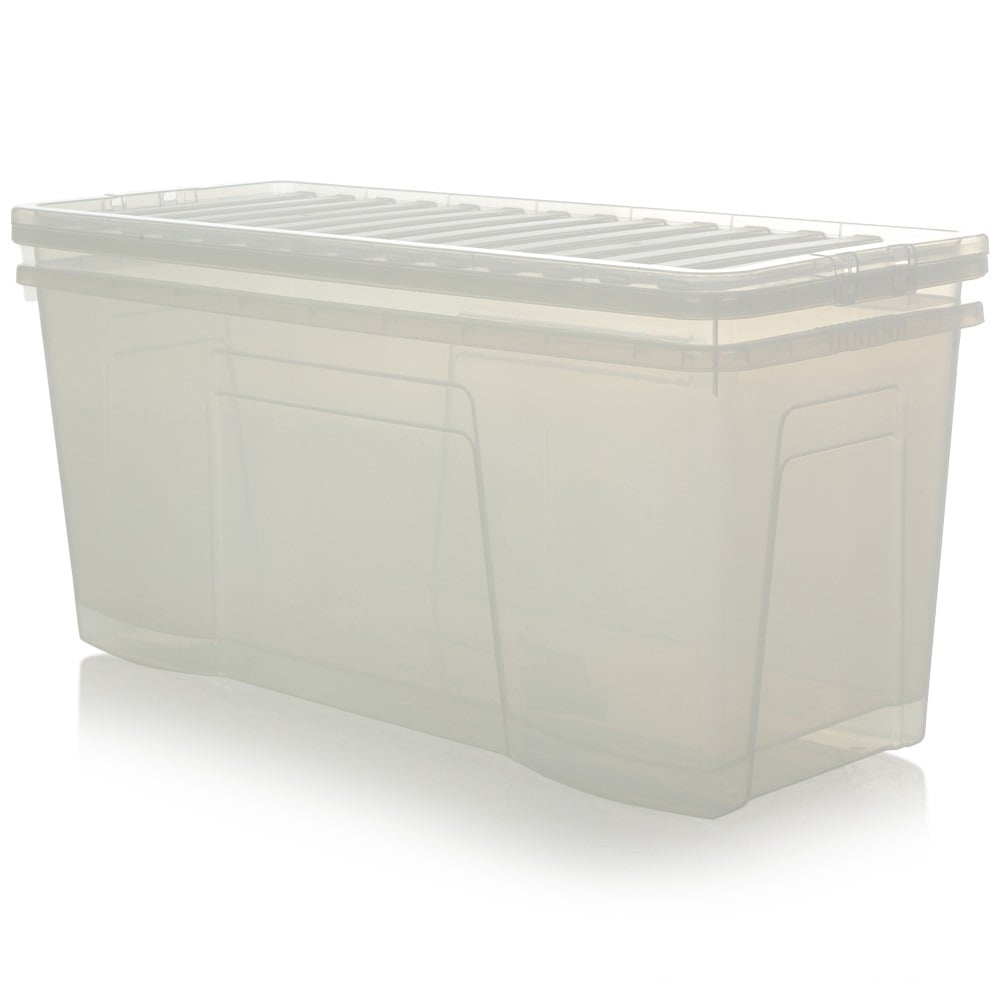Buy Extra Large Long 1m Plastic Storage Box Ideal For Christmas Trees