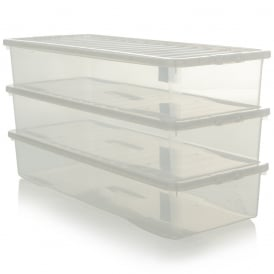Large Plastic Storage Boxes 36 80 Litres Plastic Box Shop