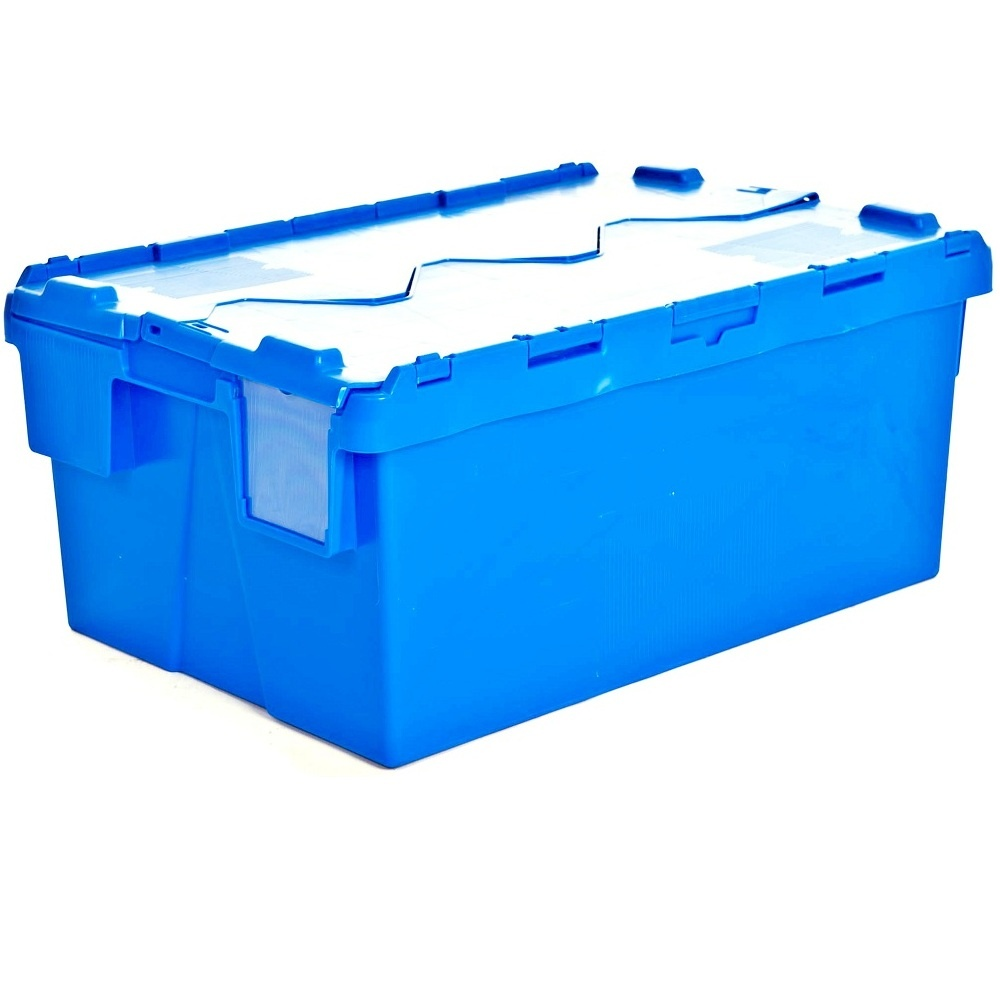Must see Plastic Storage Bins With Lids - pack-of-4-54-litre-heavy-duty-alc-plastic-storage-box-with-attached-lid-p52-99_image  2018_801664.jpg