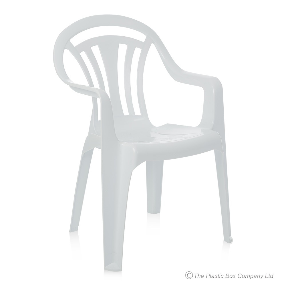 Fine Pallet Deal X 50 Low Back Plastic Garden Chairs Download Free Architecture Designs Embacsunscenecom