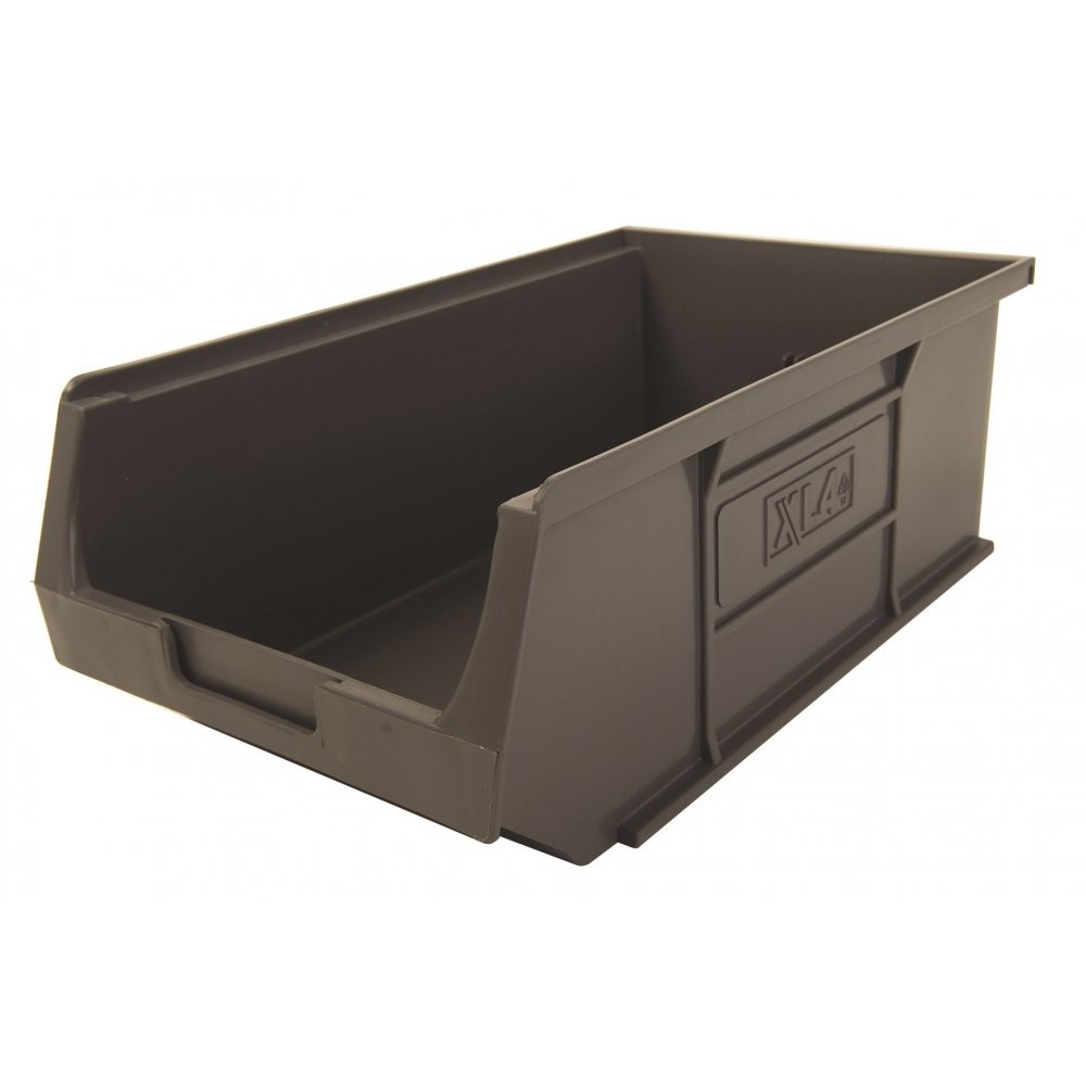 buy open fronted storage box stacking picking bin. Black Bedroom Furniture Sets. Home Design Ideas
