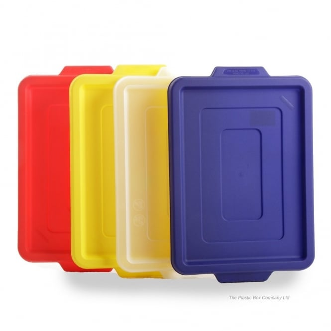 Pack of 5 - LID ONLY for 32 Litre Maxi Boxes