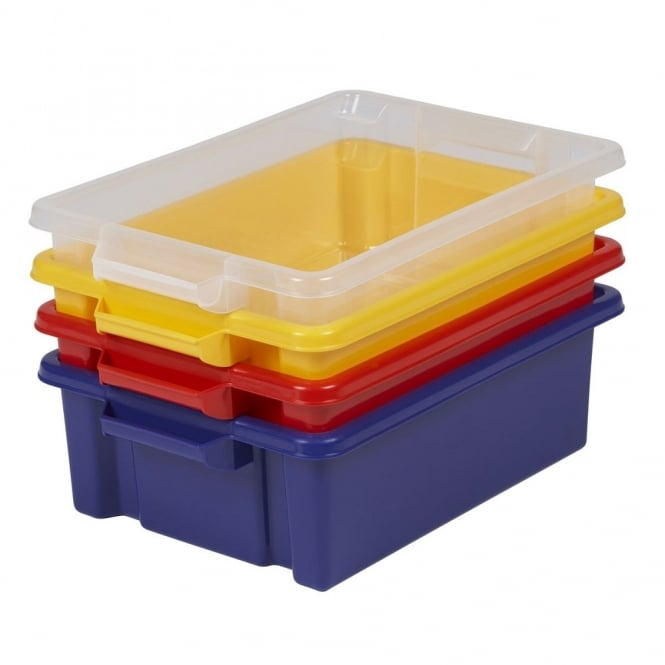 Pack of 5 - Storemaster Plastic Storage Trays (Base Only)