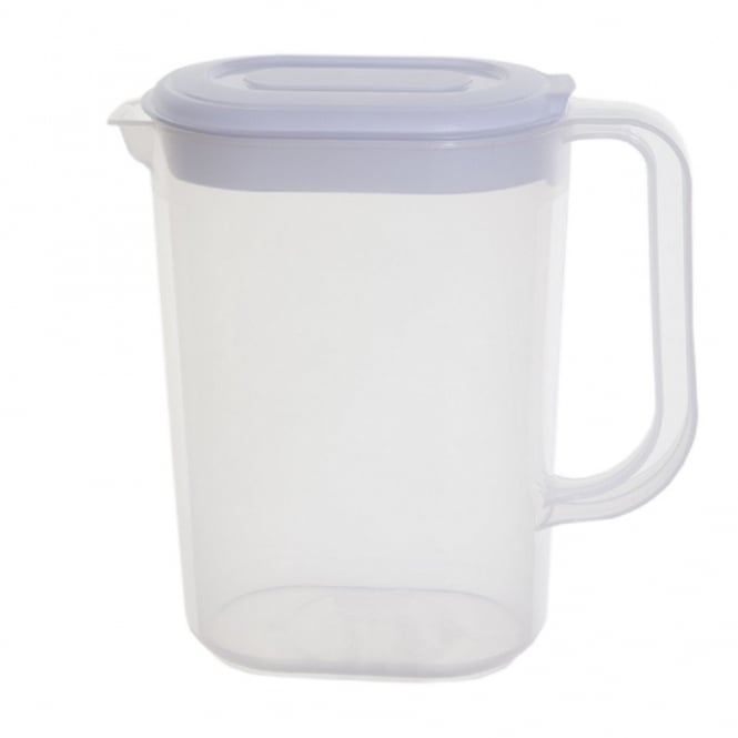 1.5 Litre Plastic Fridge Jug with Lid